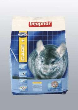 Beaphar Care+ Chinchilla Super Premium Food 250g