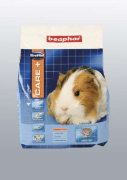 Beaphar Care+ Guinea Pig Super Premium Food 250g