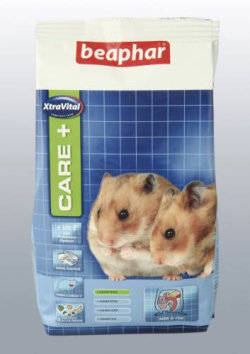 Beaphar Care+ Hamster Super Premium Food 250g