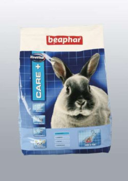 Beaphar Care+ Rabbit Super Premium Food 250g