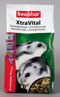 Beaphar XtraVital Dwarfhamster Premium Food 0.5kg