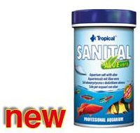 Tropical Sanital with Aloe Vera 100ml