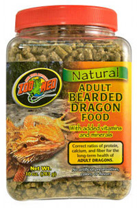 Zoo Med Adult Bearded Dragon 283g - храна за израснали брадати агами