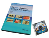 Aquarium Munster The New Illustrated Guide To Fish Diseases книжка и DVD диск