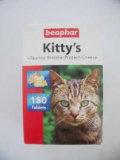 Beaphar Котешки сърца, рибки и мишки микс 180 бр