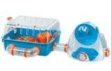 Feplast оборудвана къщичка за хамстери Combi 2
