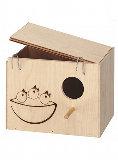 Ferplast Nido Nest Medium - средна дървена къщичка