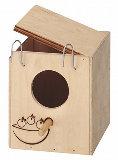 Ferplast Nido Nest Mini - мини дървена къщичка