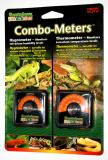 Penn Plax Reptile Combo-Meters REP43