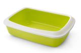 Savic Asis котешка тоалетна, зелен лимон, малка