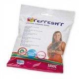 Savic Refresh'r Sensitive Cleaning Wipes - почистващи кърпички за котка 20 бр