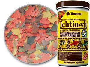 Tropical Ichtio-Vit 12g пакетче