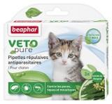 Beaphar Bio Spot-On-Kitten репелентни капки за малки котета