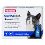 Beaphar Vermicon Line On спот он за котки, без инсектицид
