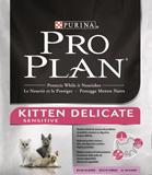 Purina PRO PLAN Kitten Delicate с пуйка и ориз 400g