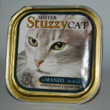 Schesir Cat al Manzo пастет за котки с говеждо 100g