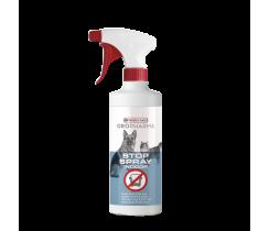 Versele Laga Oropharma Stop Spray Indoor 500ml отблъскващ спрей за кучета и котки
